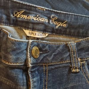 American Eagles Outfitters Super Stretch Jeans